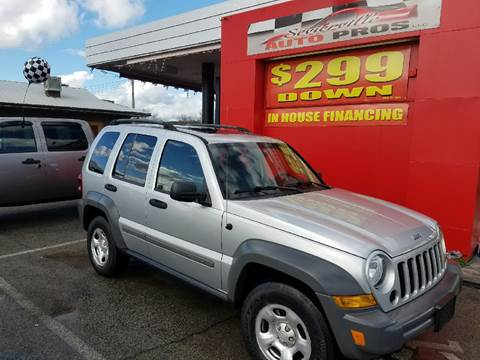 2005 Jeep Liberty for sale in Sevierville, TN