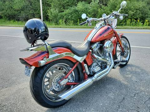 2007 Harley-Davidson SCREAMING EAGLE   for sale in Sidney, ME