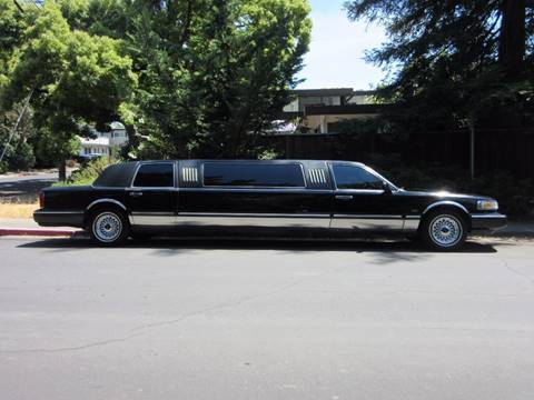 1996 Lincoln Town Car for sale in Walnut Creek, CA