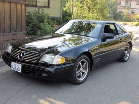 1998 Mercedes-Benz SL-Class for sale in Walnut Creek, CA