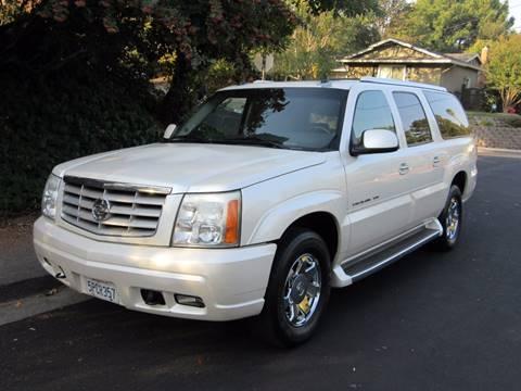 2005 Cadillac Escalade ESV for sale in Walnut Creek, CA