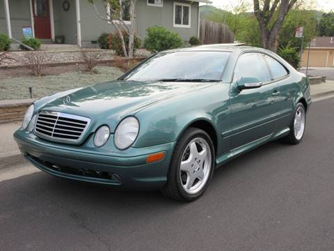 2001 Mercedes Benz CLK For Sale In Walnut Creek, CA