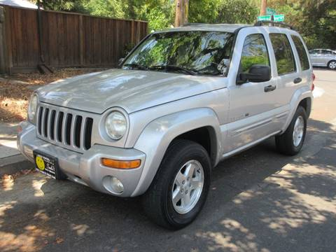 2002 Jeep Liberty for sale in Walnut Creek, CA
