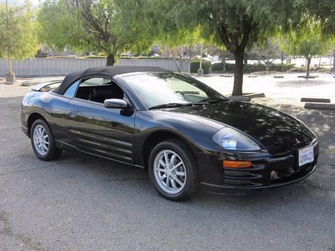 2001 Mitsubishi Eclipse Spyder for sale in Walnut Creek, CA
