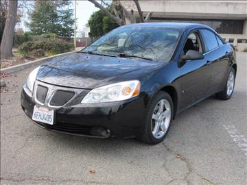 2007 Pontiac G6 for sale in Walnut Creek, CA