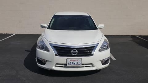 2013 Nissan Altima for sale at Auto Facil Club in Orange CA