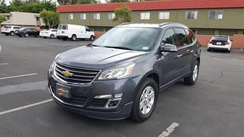 2014 Chevrolet Traverse for sale at Auto Facil Club in Orange CA