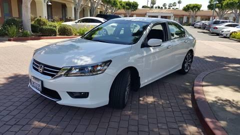 2015 Honda Accord for sale at Auto Facil Club in Orange CA