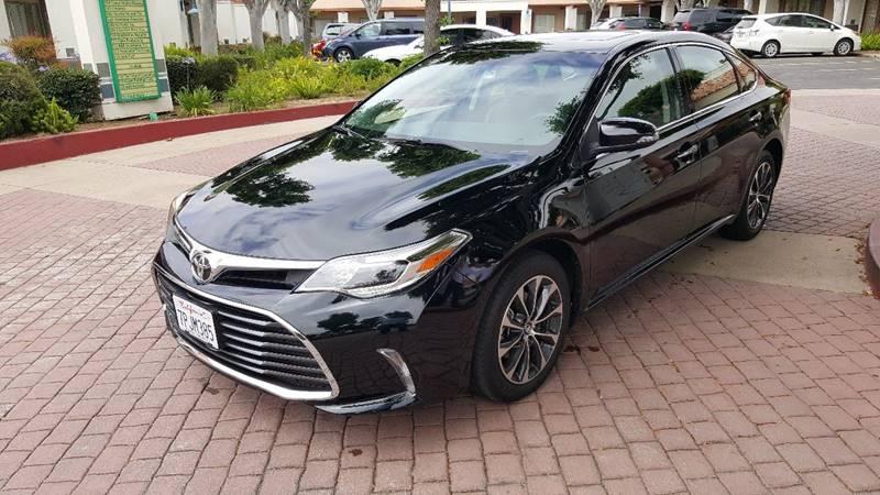 2016 Toyota Avalon for sale at Auto Facil Club in Orange CA