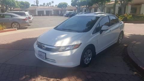 2012 Honda Civic for sale at Auto Facil Club in Orange CA