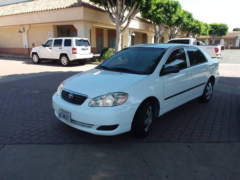 2008 Toyota Corolla for sale at Auto Facil Club in Orange CA