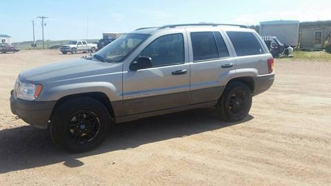 2002 Jeep Grand Cherokee for sale in Gillette, WY