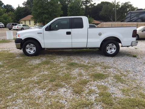 2007 Ford F-150 for sale in Belle Chasse, LA