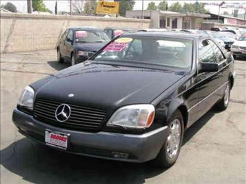 1995 Mercedes-Benz S-Class for sale in Ontario, CA