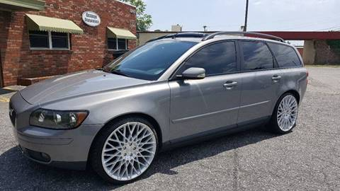 2005 Volvo V50 for sale at Octane Dynamics in Lenoir NC