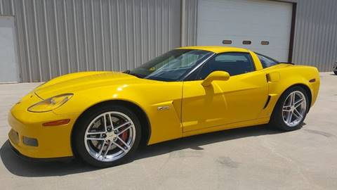 2006 Chevrolet Corvette for sale at Octane Dynamics in Lenoir NC