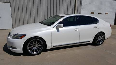 2006 Lexus GS 430 for sale at Octane Dynamics in Lenoir NC