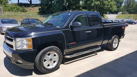 2008 Chevrolet Silverado 1500 for sale at Octane Dynamics in Lenoir NC