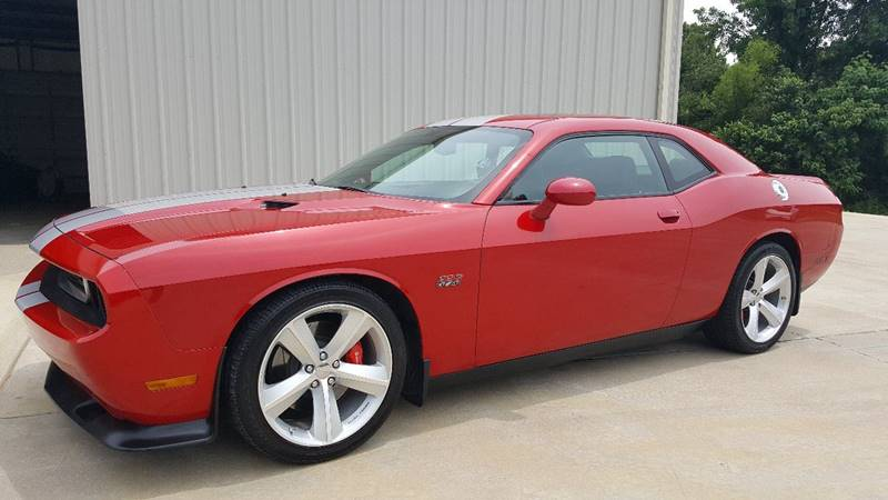 2012 Dodge Challenger for sale at Octane Dynamics in Lenoir NC