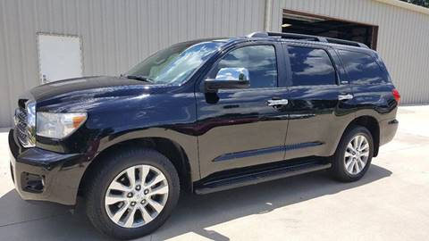 2008 Toyota Sequoia for sale at Octane Dynamics in Lenoir NC