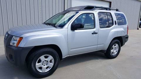 2007 Nissan Xterra for sale at Octane Dynamics in Lenoir NC
