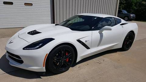 2016 Chevrolet Corvette for sale at Octane Dynamics in Lenoir NC