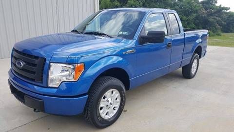 2012 Ford F-150 for sale at Octane Dynamics in Lenoir NC