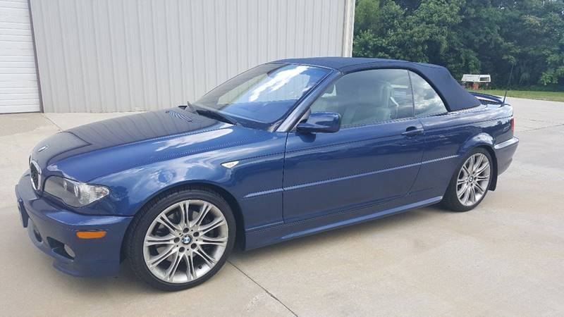2006 BMW 3 Series for sale at Octane Dynamics in Lenoir NC