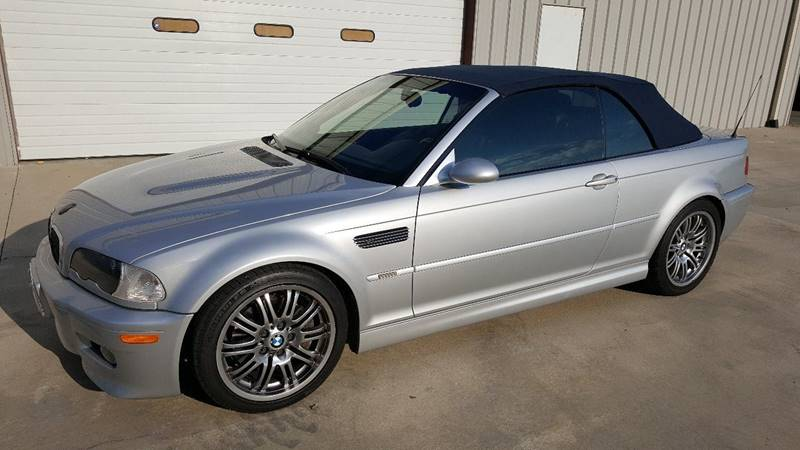2002 BMW M3 for sale at Octane Dynamics in Lenoir NC