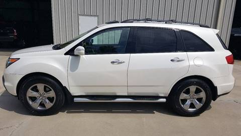 2007 Acura MDX for sale at Octane Dynamics in Lenoir NC