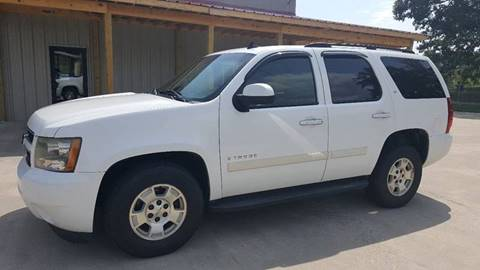 2007 Chevrolet Tahoe for sale at Octane Dynamics in Lenoir NC
