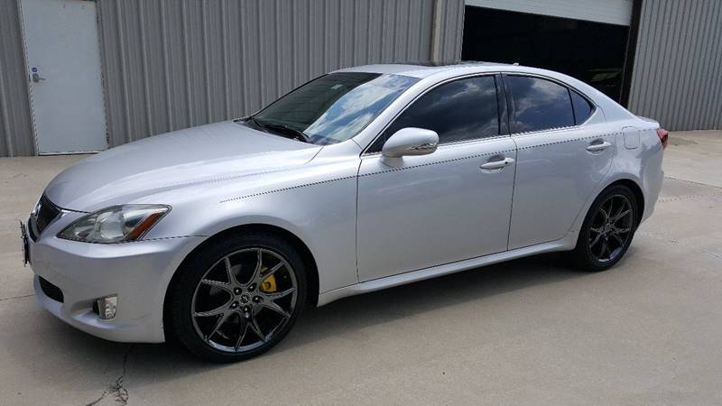 2010 Lexus IS 250 for sale at Octane Dynamics in Lenoir NC
