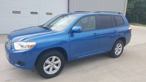 2008 Toyota Highlander for sale at Octane Dynamics in Lenoir NC
