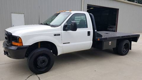 2000 Ford F-550 for sale at Octane Dynamics in Lenoir NC