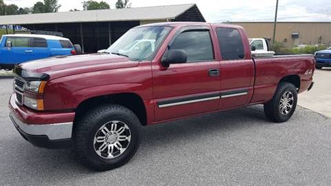 2007 Chevrolet Silverado 1500 Classic for sale at Octane Dynamics in Lenoir NC