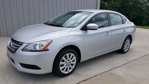 2014 Nissan Sentra for sale at Octane Dynamics in Lenoir NC