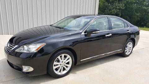 2010 Lexus ES 350 for sale at Octane Dynamics in Lenoir NC