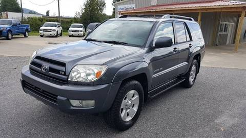 2005 Toyota 4Runner for sale at Octane Dynamics in Lenoir NC
