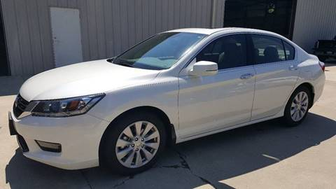 2014 Honda Accord for sale at Octane Dynamics in Lenoir NC