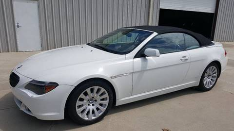 2004 BMW 6 Series for sale at Octane Dynamics in Lenoir NC