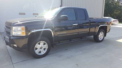 2010 Chevrolet Silverado 1500 for sale at Octane Dynamics in Lenoir NC