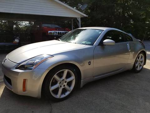 2003 Nissan 350z For Sale In Madison Wi Carsforsale Com