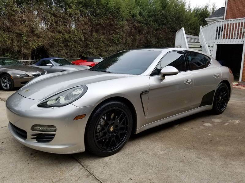 2011 Porsche Panamera for sale in Granite Falls, NC