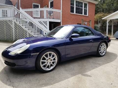 2001 Porsche 911 for sale in Granite Falls, NC