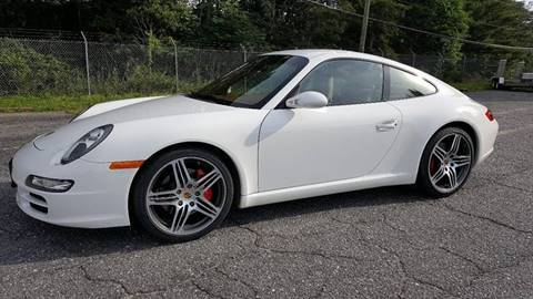 2007 Porsche 911 for sale at Octane Dynamics in Lenoir NC