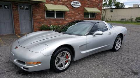 2002 Chevrolet Corvette for sale at Octane Dynamics in Lenoir NC
