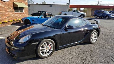 2007 Porsche Cayman for sale at Octane Dynamics in Lenoir NC
