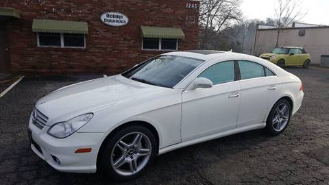 2007 Mercedes-Benz CLS for sale at Octane Dynamics in Lenoir NC