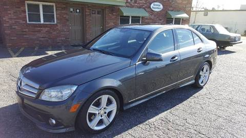 2010 Mercedes-Benz C-Class for sale at Octane Dynamics in Lenoir NC