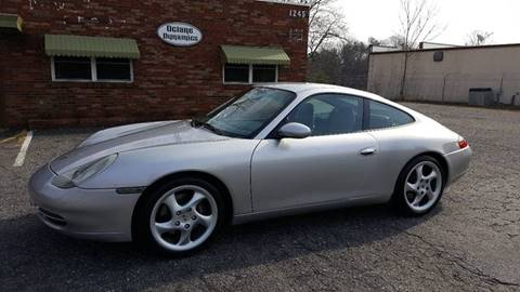 1999 Porsche 911 for sale at Octane Dynamics in Lenoir NC